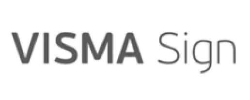 visma-sign logo